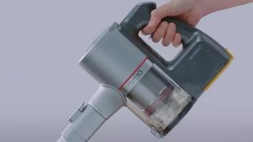 LG推出全新CordZero A9+無線吸塵器,可拆式水洗集塵裝置提升潔淨吸力