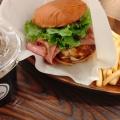 チーズバーガー - 実際訪問したユーザーが直接撮影して投稿した中之町ハンバーガーグリルデミ ワイズバーガーの写真のメニュー情報