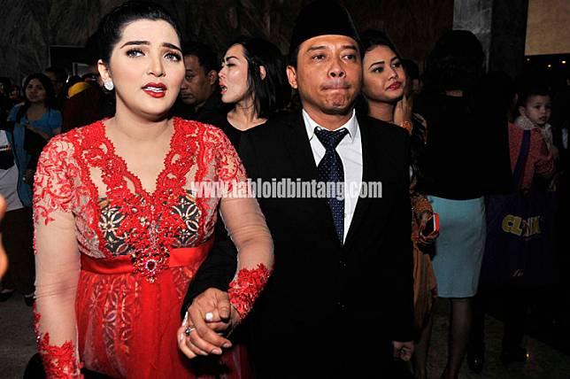 Anang Hermansyah menanggapi kabar kehamilan Aurel Hermansyah. (Seno/tabloidbintang.com)