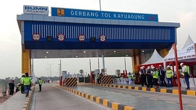 Gerbang Tol Kayuagung