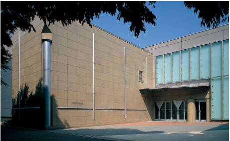 <p><b>上野之森美術館</b></p>