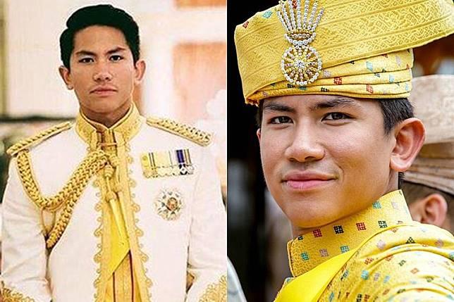 Pangeran Brunei Curi Perhatian Warganet di Pelantikan Jokowi-Maruf, Ternyata Ini Profesinya