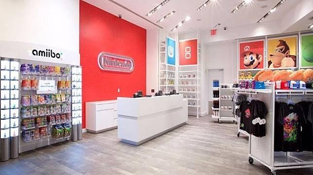 「Nintendo TOKYO」是任天堂於日本首間直營店。(互聯網)