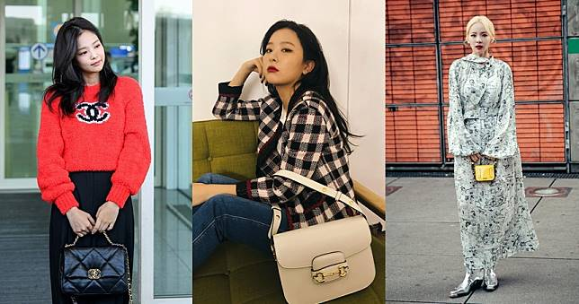 BLACKPINK、太妍、宣美都是這樣搭 用風格包款完成女人味時尚!