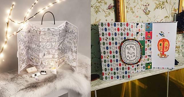 小紅書上狂被種草的2019耶誕倒數月曆TOP3!鄉民們都一致認可這幾個牌子最有誠意啦!