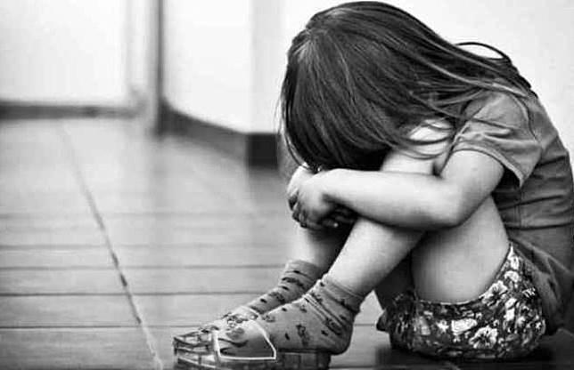 網圖。相中人非受害女童。