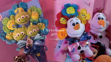 韓國「玩偶花束」正夯!雪寶、ELSA、小飛象化身花束主角,收藏度滿分!
