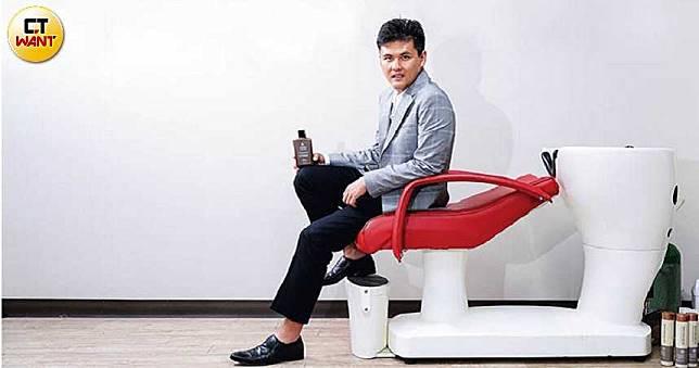 【臥底髮二代1】說故事行銷 林慈棋光洗髮精就年售10萬瓶