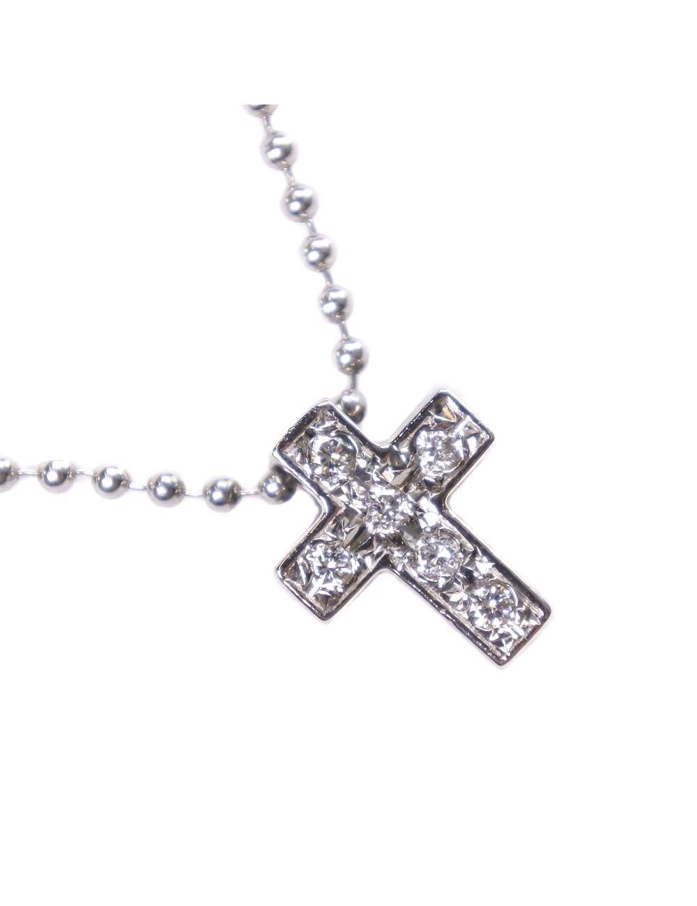 [產品信息] 品牌:STAR JEWELRY 型號名稱:Cross cross 性別:女 重量:4.9g [尺寸(厘米)] 鍊長:44cm [尺寸(英寸)] 鍊長:17.3inch [材質] Pt90