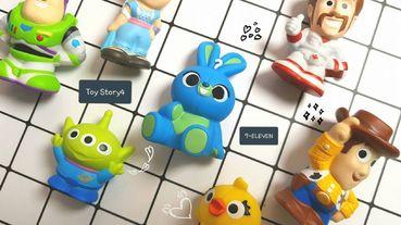 7-11玩具總動員玩具Q版玩偶!8款超萌的玩具總動員明星,7-11一次全部推出給你~