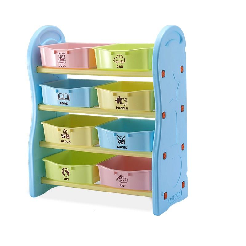 #玩具收納架 #層架 #書架#衣物收納架#兒童#多重收納#收納#馬卡龍#PP#置物架 外銷歐洲,符合歐洲環保PP材質 商品結構結實,造型可愛,無異味 組裝超簡易,移動位置方便無受限 附分類透明貼紙,隨