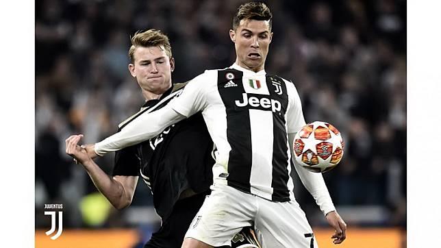 Ronaldo Terpental, Van Dijk Calon Terkuat Peraih Trofi Ballon dOr 2019