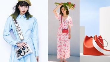 「Marc Jacobs相機包」相似款!4款泰勒絲、小松菜奈都在背的平價精品包包品牌