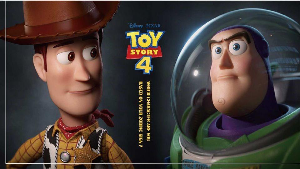 《玩具總動員4》十二星座大公開!那個角色是你的命定玩具?「胡迪」竟然是挑剔處女座!?