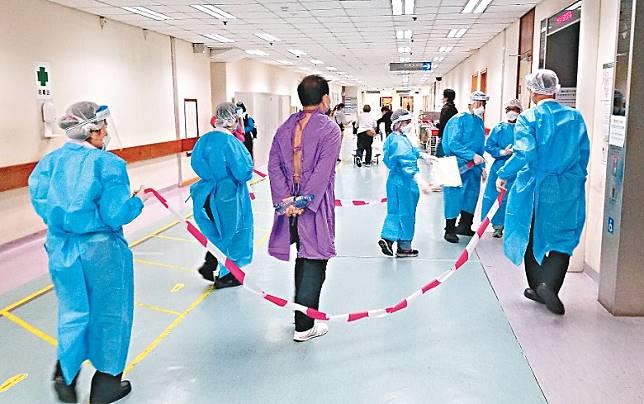 符合呈報機制患者可獲豁免醫療費用。