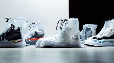 夏日防水大作戰 DRY STEPPERS 防水鞋套