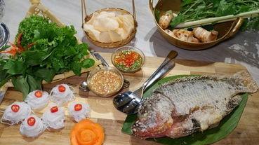 【泰精選,泰菜首選 台中】阿杜皇家泰式料理