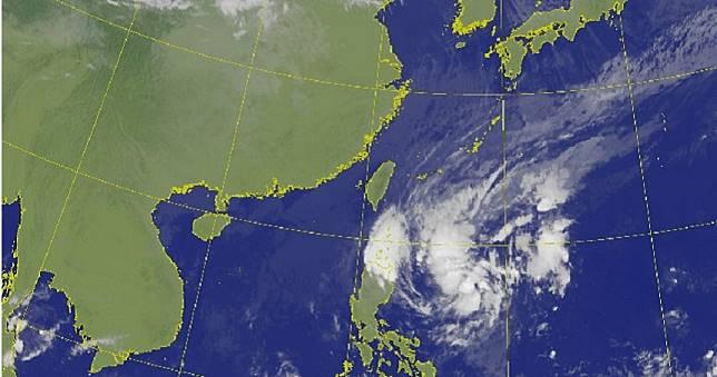 鳳凰颱風生成!水氣擾台路徑曝 迎風面「2地區」防大雨