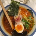 柚子醤油らーめん - 実際訪問したユーザーが直接撮影して投稿した西新宿ラーメン専門店AFURI ルミネ新宿の写真のメニュー情報