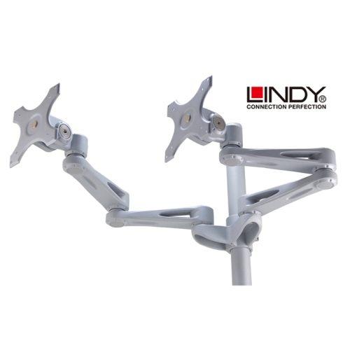◆鋁合金材質 ◆高質感噴砂處理,全產品去毛邊 ◆雙旋臂設計搭載兩組螢幕多種方向 ◆台灣製造