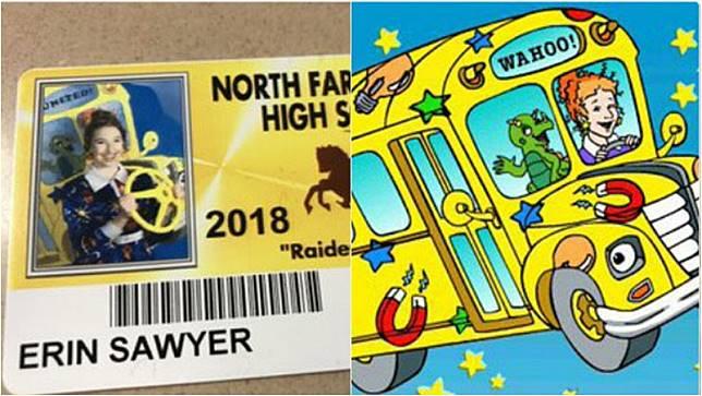 ครีเอทสุดติ่ง! ถ่ายบัตรประจำตัวนักเรียนเลียนแบบคนดังที่ชอบ