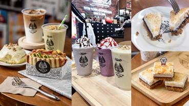 Kiehl's啡啡將保養品變成喝的?酪梨、莓果保養系餐點超療癒,大胃王三明治、大人味肉桂捲輕食控必收