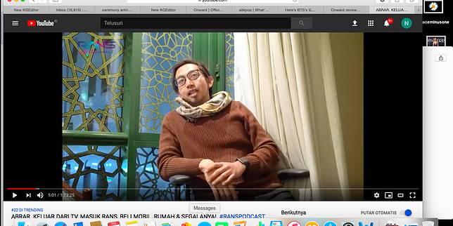 Baru Setahun Kerja dengan Raffi Ahmad, Abrar Bisa Beli Mobil Tunai