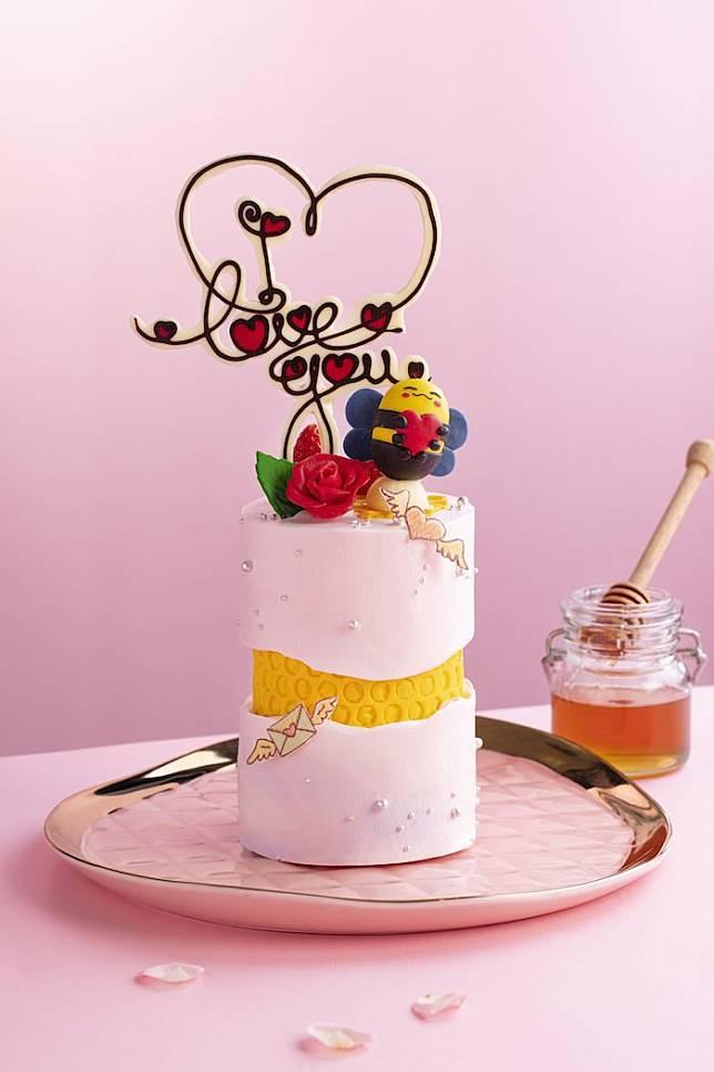 2020年情人節蛋糕推介!5款限定版高打卡值蛋糕讓你在ig無限放閃呃Like | Cosmopolitan HK | LINE TODAY