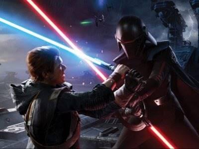 Streamer Ini Main Star Wars Jedi: Fallen Order Pakai Light Saber Asli