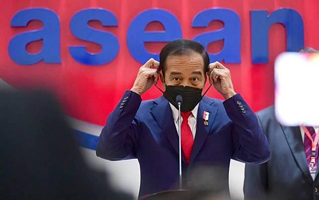 Presiden Joko Widodo/BPMI Setpres