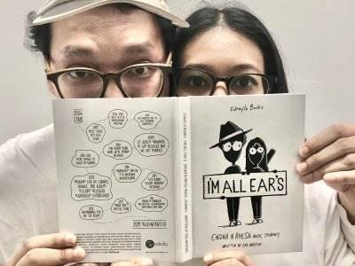 Rayakan Pernikahan ke-10, Endah N Rhesa Rilis Sebuah Buku