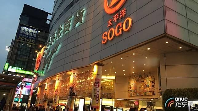 〈百貨戰母親節大檔〉SOGO看東區 「外冷內熱」 將比照周年慶規格搶客