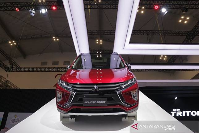 Mitsubishi serbu GIIAS 2019 dengan tiga mobil sekaligus