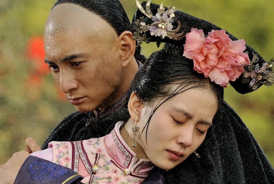 網評心目中的宮鬥劇TOP 3:《步步驚心》