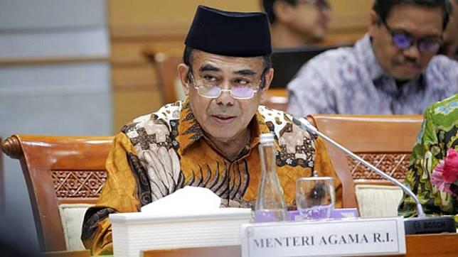 Religious Affairs Minister Fachrul Razi. Photo: special
