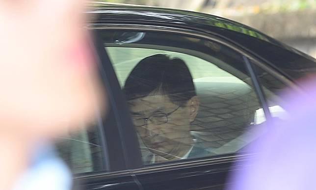 社聯行政總裁蔡海偉。