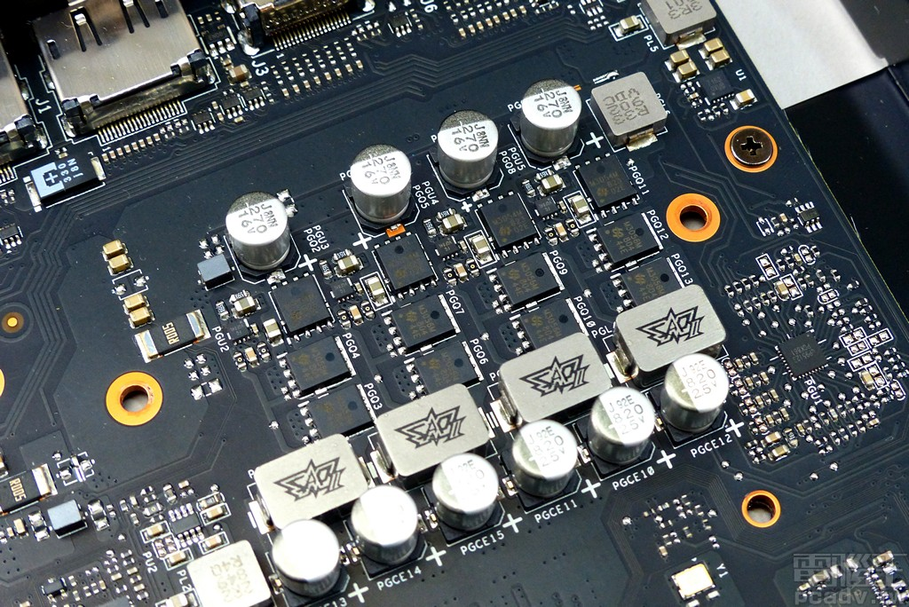 NVIDIA 拉長 Turing 架構戰場,Asus ROG STRIX GTX1650 O4G Gaming 分析測試