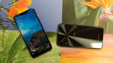 ASUS Zenfone 5 被外媒批評刻意模仿 iPhone X !執行長:是用戶需求