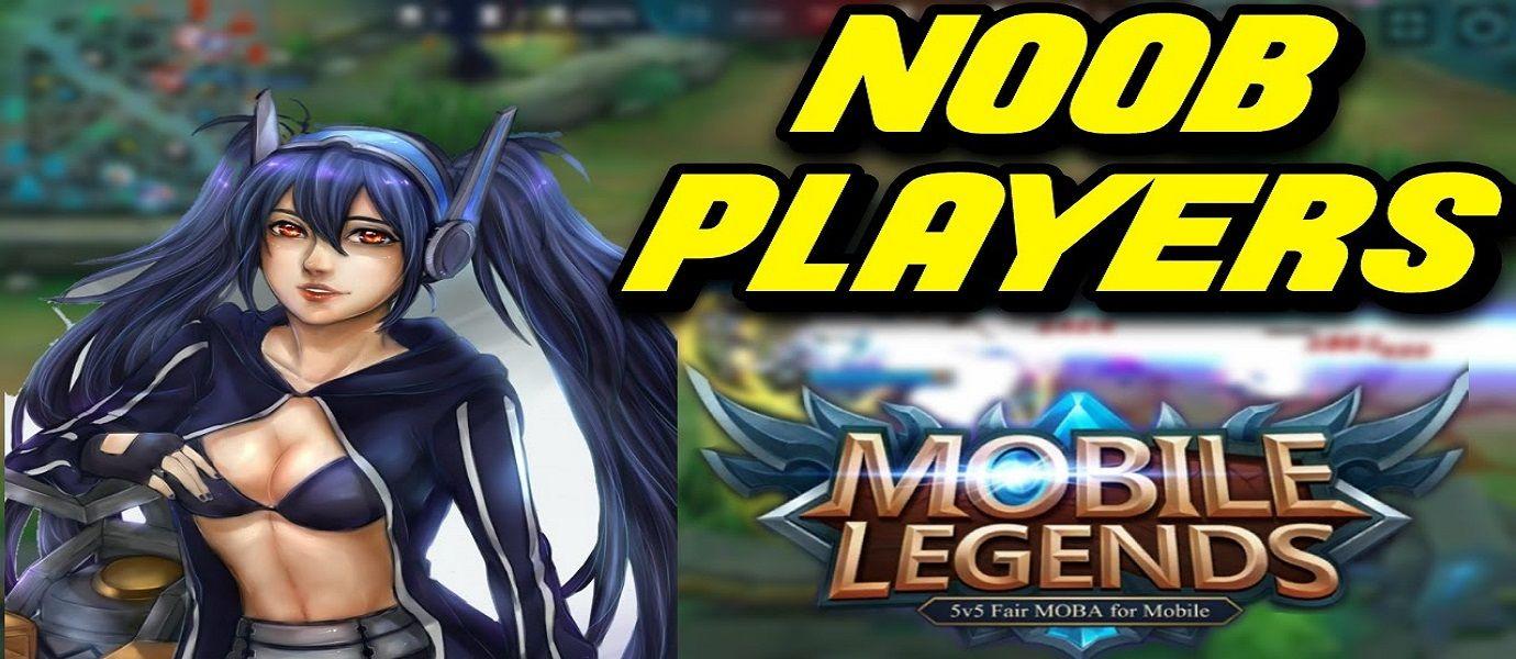 5 tanda gamers noob yang cuma jadi beban di war mobile legends