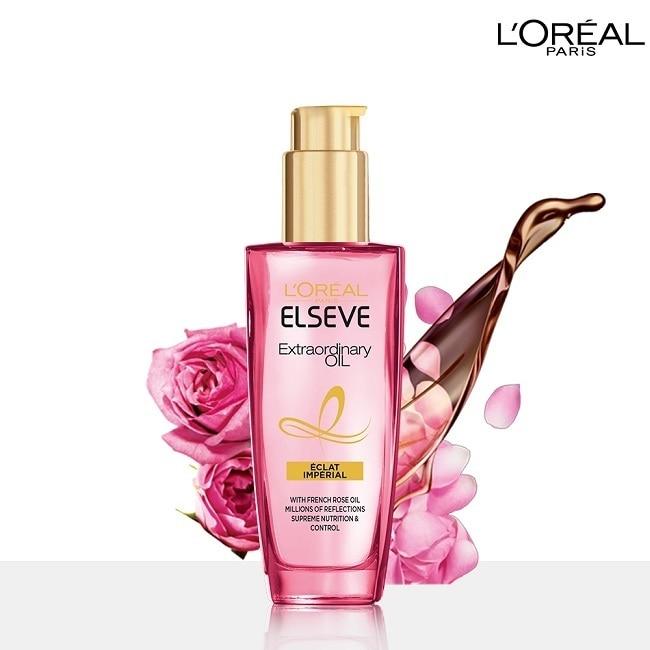 詳細介紹 巴黎萊雅金緻護髮精油玫瑰精華100ml 第一支添加珍貴玫瑰精華護髮產品5效合1 - 高保濕、高修護、高護色、高光澤、高香氛 商品規格 商品簡述 第一支添加珍貴玫瑰精華護髮產品5效合1 - 高