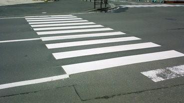 遇到行人橫過斑馬線,9成以上駕駛人士不停車