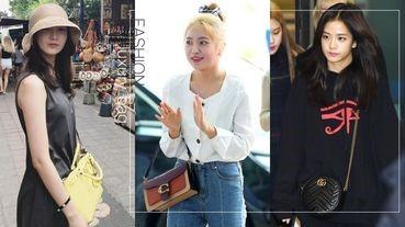 韓星SNS私服最常出現的精品包特搜!最便宜1萬左右,七夕最想收到的名牌包就是它!