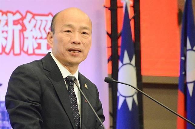 韓請假拚大選 網驚:這2招將成民進黨王牌?