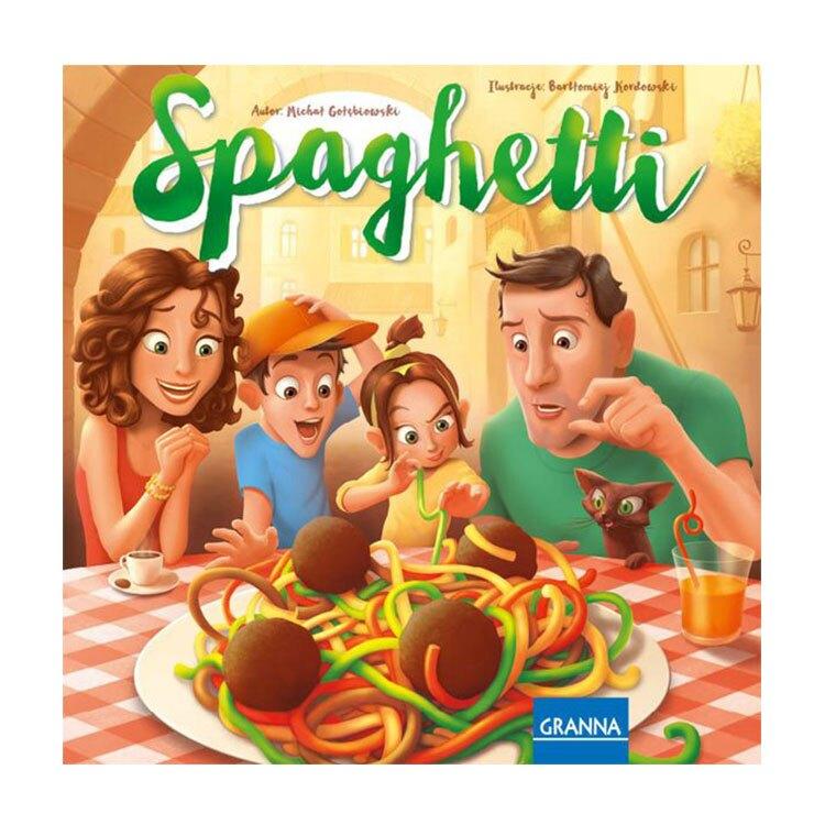 【樂桌遊】27281 義大利麵 Spaghetti