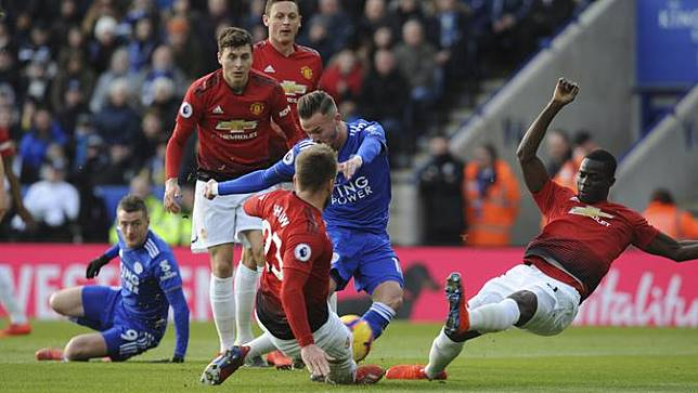 4 Klub Raksasa Inggris Sulit untuk Gaet James Maddison dari Leicester City