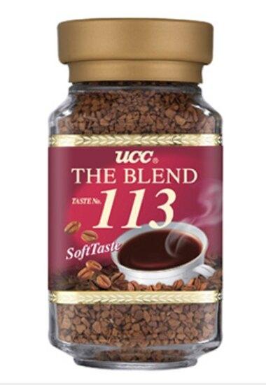 金時代書香咖啡 UCC 113 即溶咖啡 100g UC-113