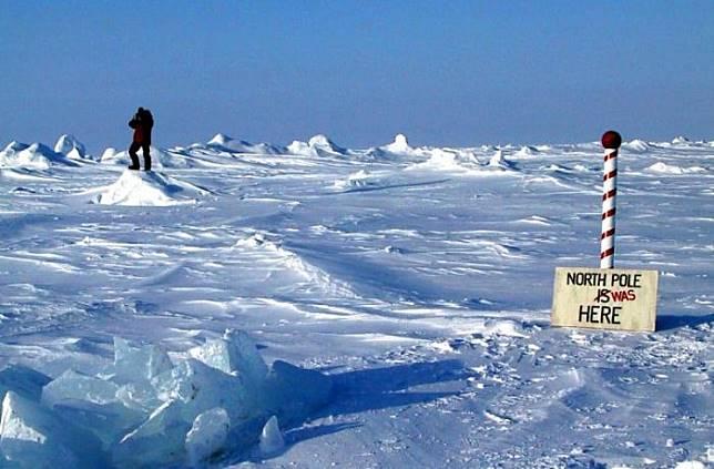 Es Mencair Kutub Utara Bergeser Rotasi Bumi Ikut Berubah Intisari Line Today