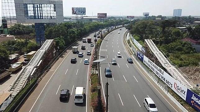 Jangan Meleng, Ada Tilang Elektronik di 8 Titik Jalan Tol Jabotabek