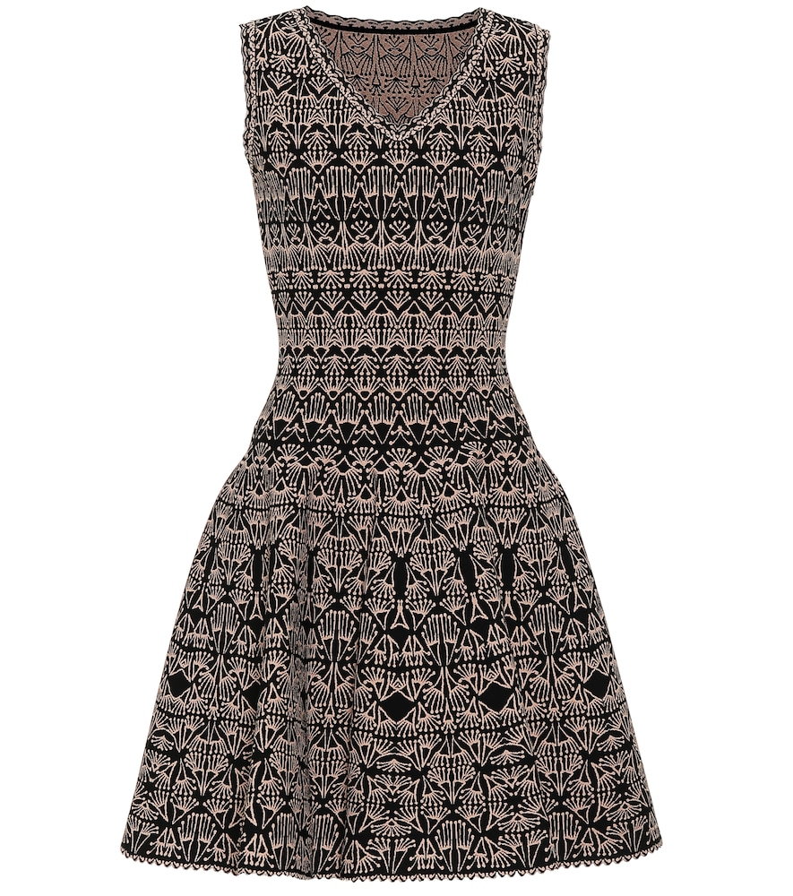Look to Alaïa for youthful day-to-night dressing with unmistakable Tunisian flair, such as this blac
