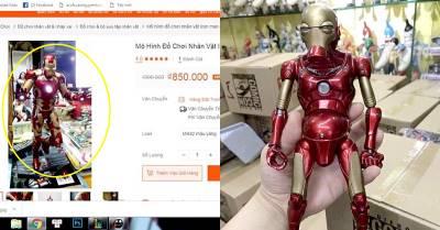 Thảm họa mua hàng online: Trên mạng thì đẹp mĩ miều, thực tế thì....